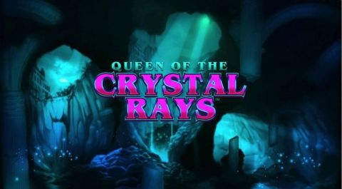 Queen Of The Crystal Rays Fun Slots by Microgaming with 6 Reel and 50 Line
