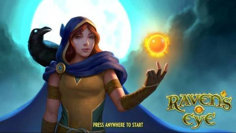 Raven's Eye Fun Slots by Thunderkick with 5 Reel and 30 Line