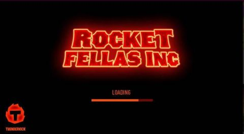 Rocket Fellas Inc. Fun Slots by Thunderkick with 5 Reel and 30 Line