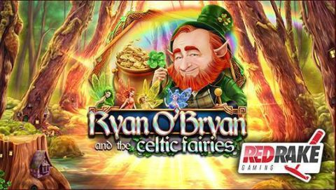 Ryan O'Bryan and The Celtic Fairies Fun Slots by Red Rake Gaming with 5 Reel and 30 Line
