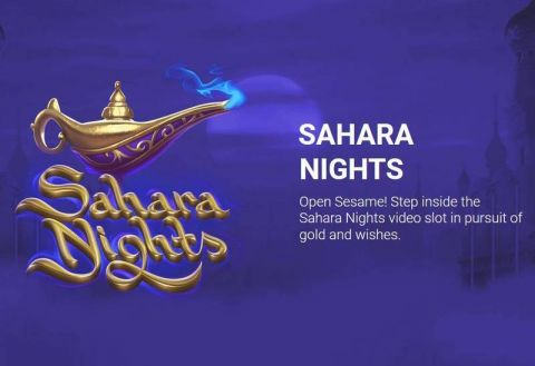 Sahara Night Fun Slots by Yggdrasil with 5 Reel and 20 Line