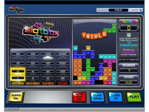 Slotblox Fun Slots by bwin.party with 0 Reel and 15 Line