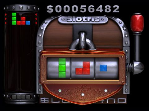 Slotris Fun Slots by Slotland Software with 3 Reel and 1 Line