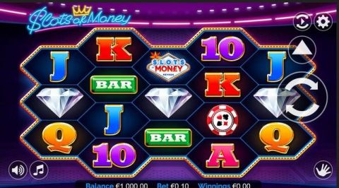 Slots of Money Fun Slots by Betdigital with 5 Reel and