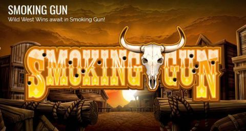 Smoking Gun Fun Slots by Rival with 5 Reel and 50 Line