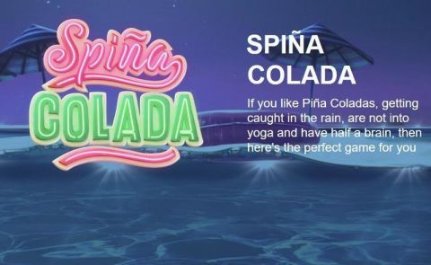 Spiña Colada Fun Slots by Yggdrasil with 5 Reel and 25 Line
