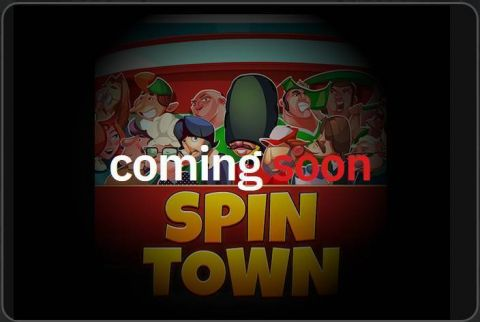 Spin Town Fun Slots by Red Tiger Gaming with 5 Reel and 40 Line
