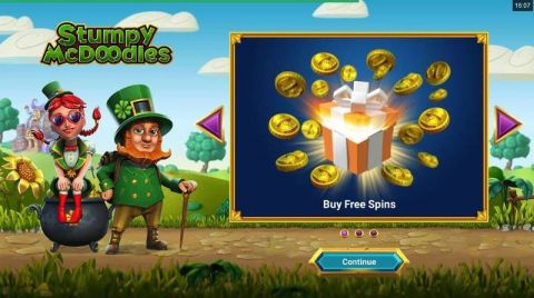 Stumpy McDOOdles Fun Slots by Microgaming with 5 Reel and 20 Line