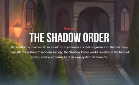 The Shadow Order Fun Slots by Push Gaming with 5 Reel and