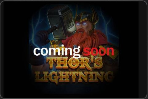 Thor's Lightning Fun Slots by Red Tiger Gaming with 7 Reel and