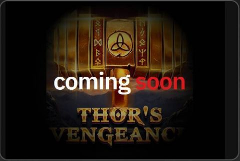 Thor's Vengeance Fun Slots by Red Tiger Gaming with 6 Reel and 2304 Ways