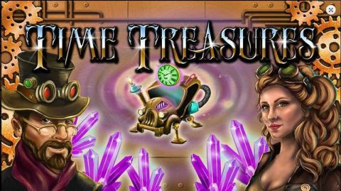 Time Treasures Fun Slots by 2 by 2 Gaming with 5 Reel and 20 Line