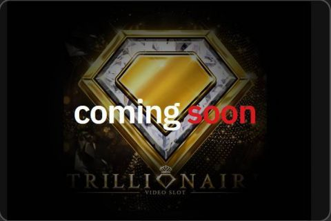 Trillionaire Fun Slots by Red Tiger Gaming with 5 Reel and 20 Line