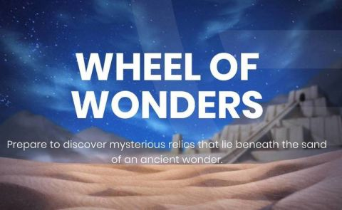 Wheel of wonders Fun Slots by Push Gaming with 6 Reel and 46659 Line