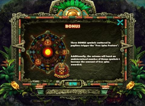 Wildcano Fun Slots by Red Rake Gaming with 3 Reel and 8 Line
