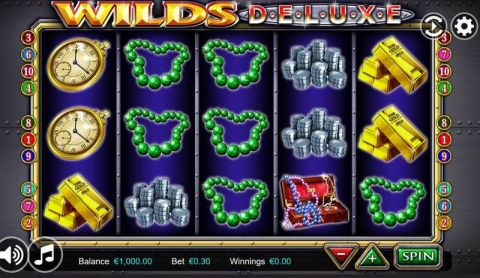 Wilds Deluxe Fun Slots by Betdigital with 5 Reel and 10 Line