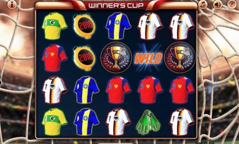 Winner's Cup Fun Slots by Booming Games with 5 Reel and 30 Line
