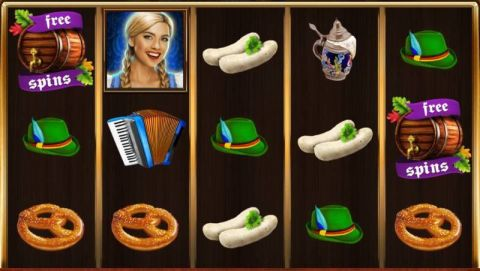 Wunderfest Deluxe Fun Slots by Booming Games with 5 Reel and 25 Line